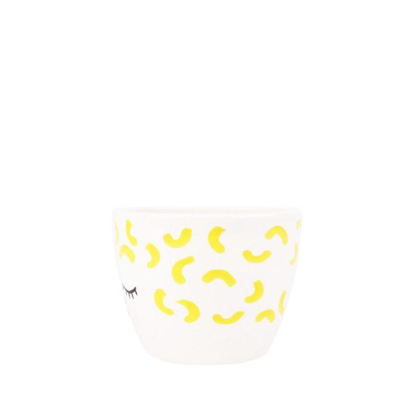 Mika Mini // Macaroni Yellow