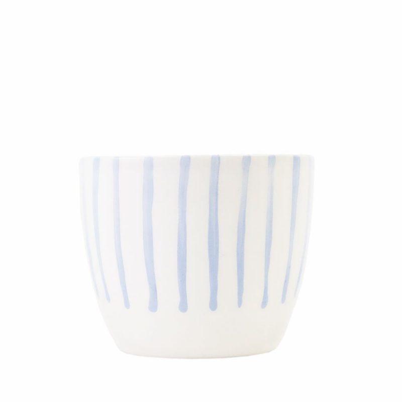 Mika Midi // Stripe Babyblue