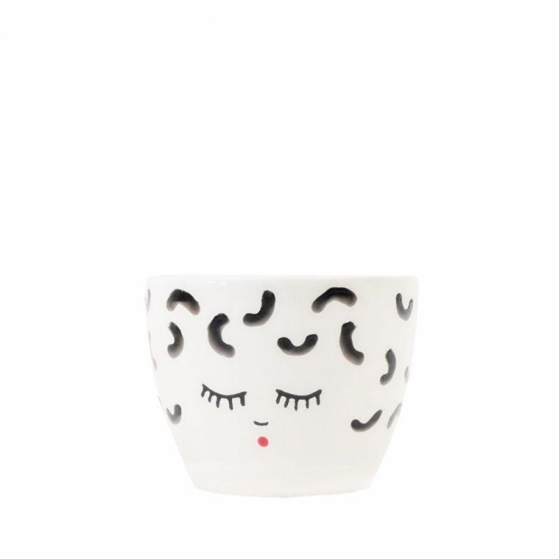 Mika Mini // Macaroni Black
