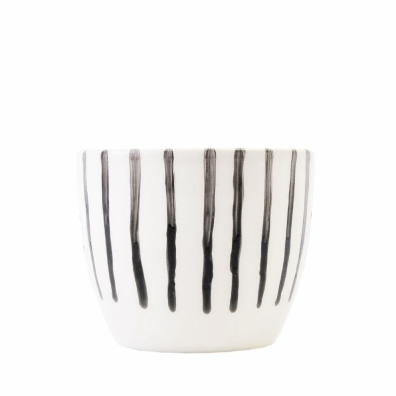 Mika Midi // Stripe Black