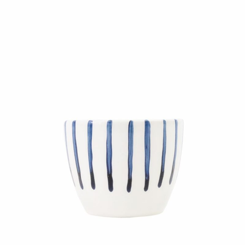 Mika Mini // Stripe Navy